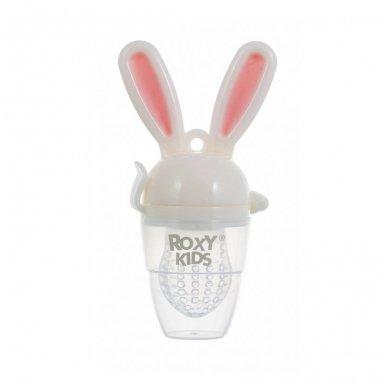 Maitintuvas Bunny Twist su silikoniniu dėklu