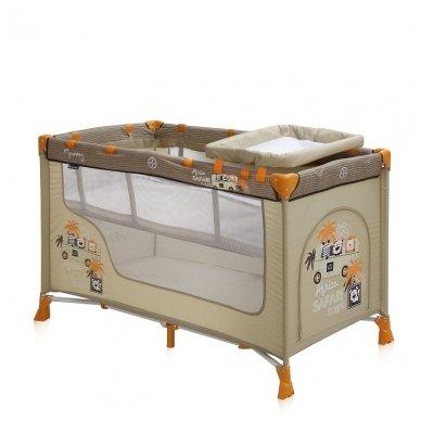 Baby Cot BABY NANNY 2 Layers 10