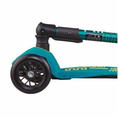 Maxi Micro Deluxe sulankstomas paspirtukas Petrol Green 2