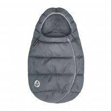 Miegmaišis Maxi Cosi autokėdutei 0-13 kg, Essential Grey