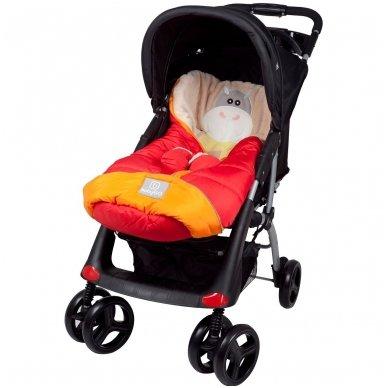 Miegmaišis vežimėliui, BabyGo Red 2
