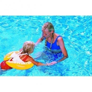 Mokomasis plaukimo ratas SWIMTRAINER 4 - 8 metai 3