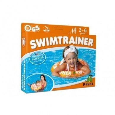 Mokomasis plaukimo ratas SWIMTRAINER 2 - 6 metai 2
