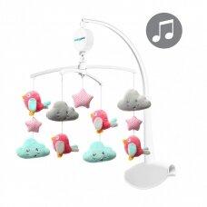 Muzikinė karuselė Paukščiukai ir Debesėliai