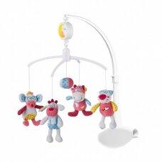 Muzikinė karuselė Rosie&Friends