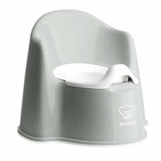 Naktipuodis Babybjorn Potty Chair Grey