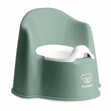 Naktipuodis Babybjorn Potty Chair Green