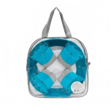 Naktipuodis Roxy Kids HandyPotty 2in1 sulankstomas kelioninis blue 4