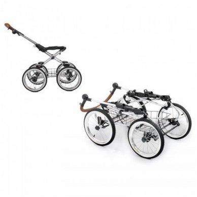 Navington Caravel vežimėlio rėmas 4