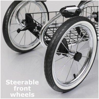 Navington Caravel vežimėlio rėmas 5