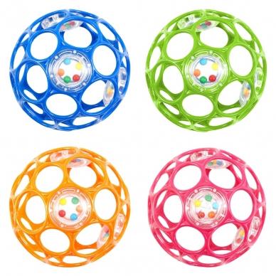 Oball kamuoliukas su barškučiais 2