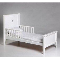 Paaugusio vaiko lova Royal 140*70cm, White