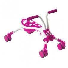 Paspirtukas ScrambleBug Candy Pink@White