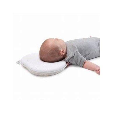 Pagalvė Babymoov Lovenest Baby Pillow, White 2