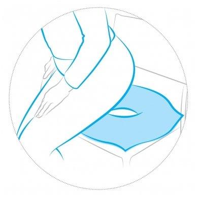Pogimdyvinė pozicionavimo pagalvė OPONKA 3
