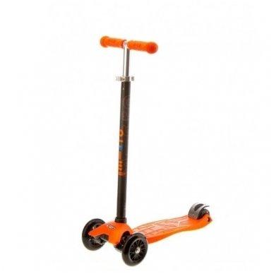 Paspirtukas Maxi Micro oranžinis