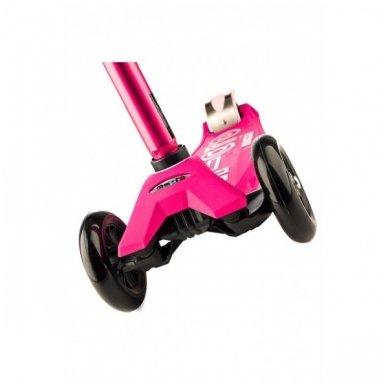 Paspirtukas Maxi Micro Deluxe rožinis 6