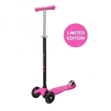 Paspirtukas Maxi-Micro rožinis