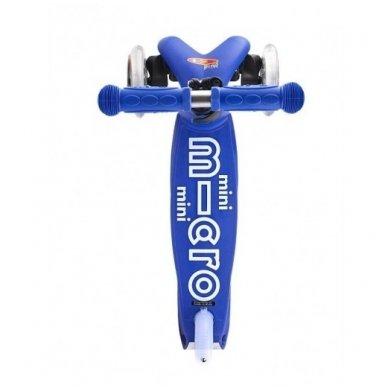 Paspirtukas Mini Micro 3in1 Deluxe mėlynas 5
