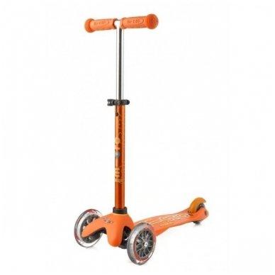 Paspirtukas Mini Micro 3in1 Deluxe oranžinis 4