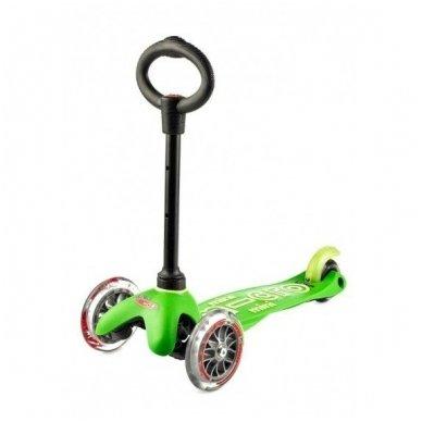 Paspirtukas Mini Micro 3in1 Deluxe žalias 4