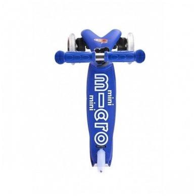 Paspirtukas Mini Micro Deluxe mėlynas 4