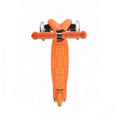 Paspirtukas Mini Micro Deluxe oranžinis 4