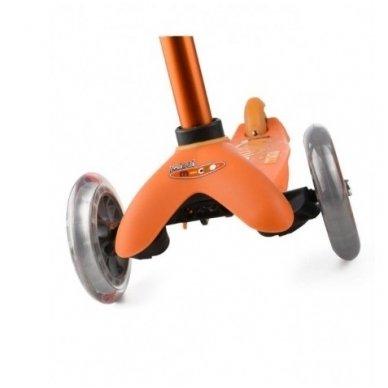 Paspirtukas Mini Micro Deluxe oranžinis 5
