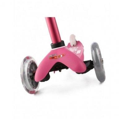 Paspirtukas Mini Micro Deluxe rožinis 5