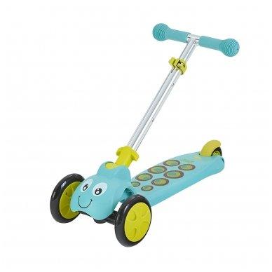 Paspirtukas ScootieBug Sponge 2