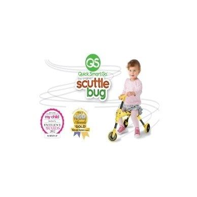 Paspirtukas ScuttleBug Bumble Bee 3