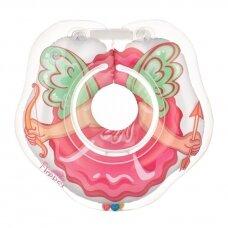 Plaukimo ratas kūdikiams ant kaklo 3D Angelas, Roxy Kids
