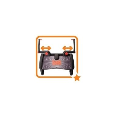 Laiptelis prie vežimėlio, Lascal  Buggy Board Maxi 6