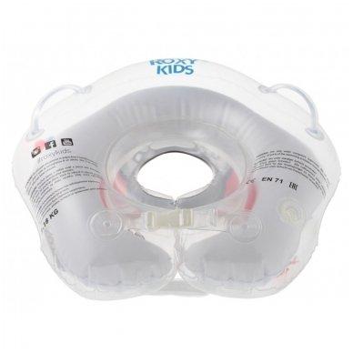 Plaukimo ratas kūdikiams ant kaklo 3D Futbolistas, Roxy Kids 2