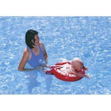 Mokomasis plaukimo ratas SWIMTRAINER 3 mėn - 4 metai 4