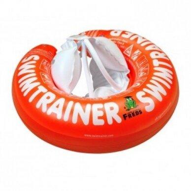 Mokomasis plaukimo ratas SWIMTRAINER 3 mėn - 4 metai
