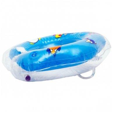 Plaukimo ratas kūdikiams ant kaklo Flipper blue, Roxy Kids 4
