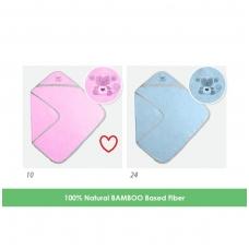 Rankšluostis Bamboo Babymatex, Pink