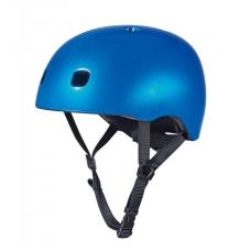 Šalmas MICRO mėlynas New (M dydis)