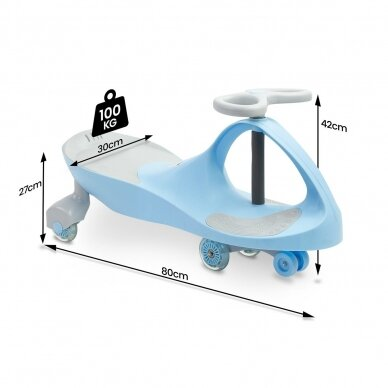 Spinner Blue 10