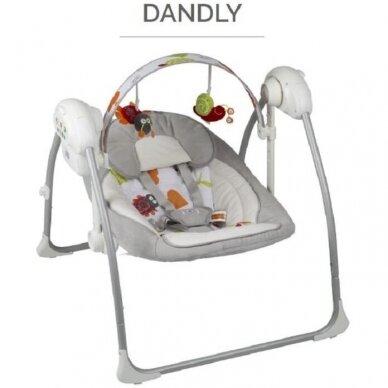 Supynės Dandly BabyGo, Grey 5