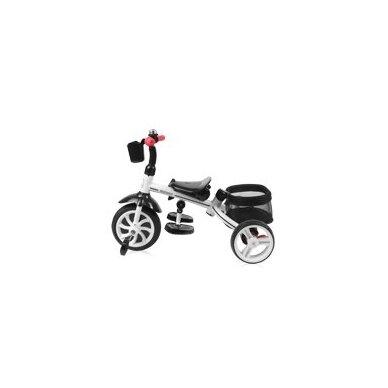 Triratukas/balansinis dviratukas Rocket Red  PVC ratai 7