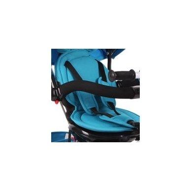 Triratukas Neo Red sėdima dalis apsisuka į abi puses 10