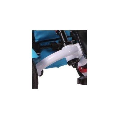 Triratukas Neo Red sėdima dalis apsisuka į abi puses 2