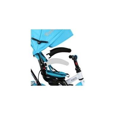 Triratukas Neo Red sėdima dalis apsisuka į abi puses 6