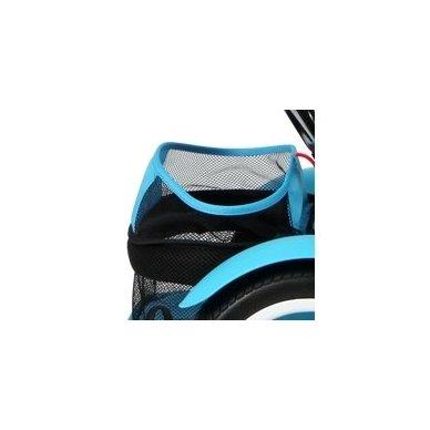 Triratukas Neo Red sėdima dalis apsisuka į abi puses 9