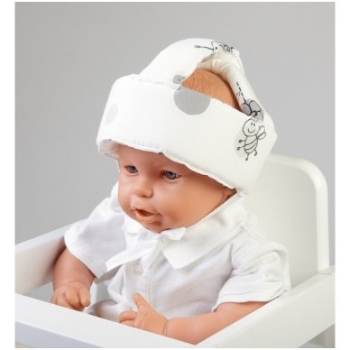 Apsauginis šalmas kūdikiui 3