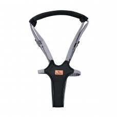 Baby Walk Safety Harness Step by Step Black