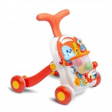 Vaikštukas-stumdukas Toyz SPARK 2in1 Orange
