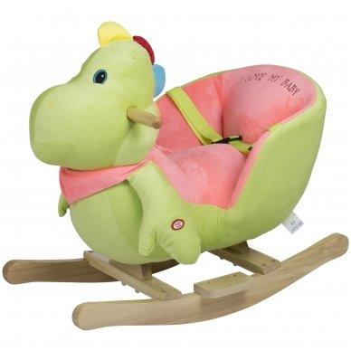 Vaikiškos Supynės BabyGo Rocker, Dinozauras